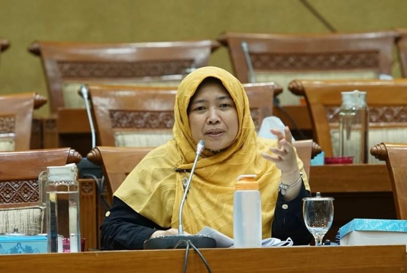 Anggota Komisi IX DPR Kurniasih Mufidayati