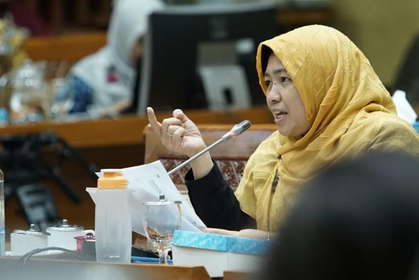 Anggota Fraksi PKS DPR RI Kurniasih Mufidayati