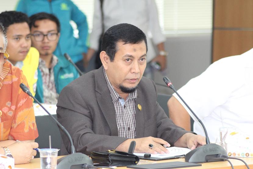 Anggota Komisi A DPRD DKI Jakarta H. Achmad Yani, BA