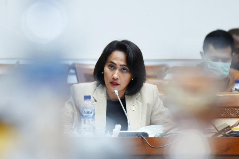 Anggota Komisi I DPR Christina Aryani.