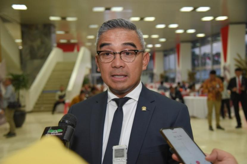 Anggota Komisi I DPR Muhammad Farhan.