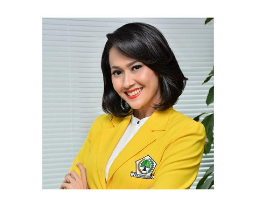 Anggota Komisi I DPR RI, Christina Aryani