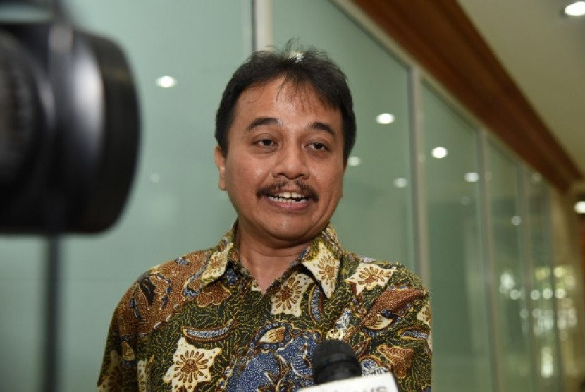Anggota Komisi I DPR RI Roy Suryo.