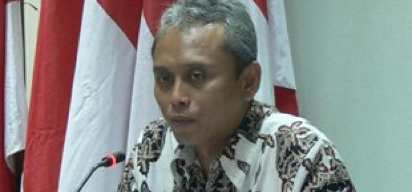 Wakil Ketua Komisi II dari PDIP, Arif Wibowo