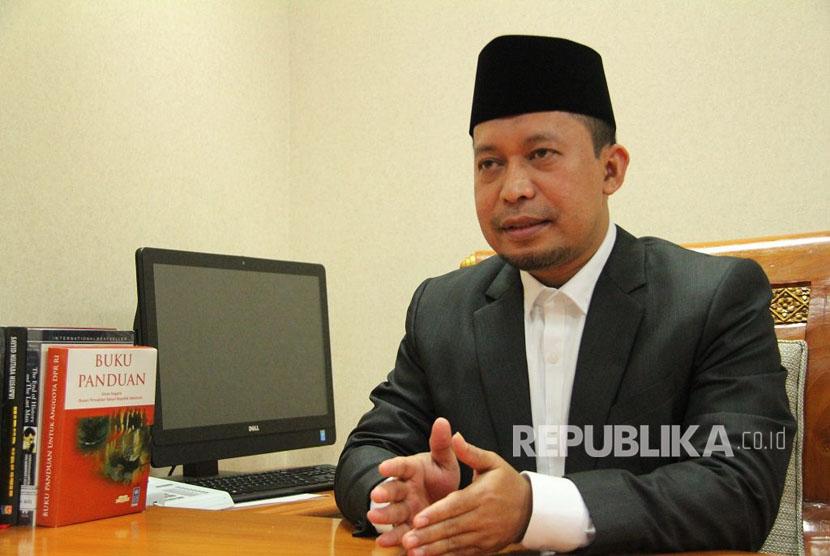 Anggota Komisi II DPR RI dari Fraksi PKS Sutriyono, S.Pd, M.Si