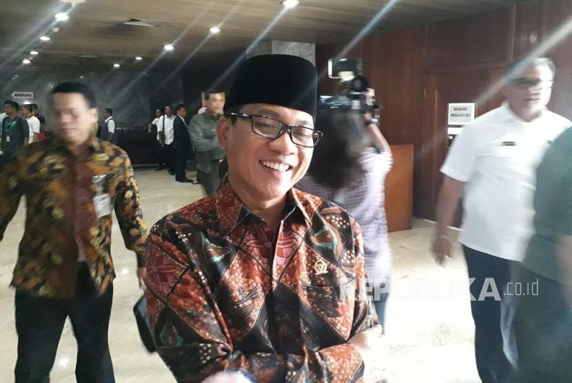 Anggota Komisi II DPR-RI Fraksi PAN, Yandri Susanto