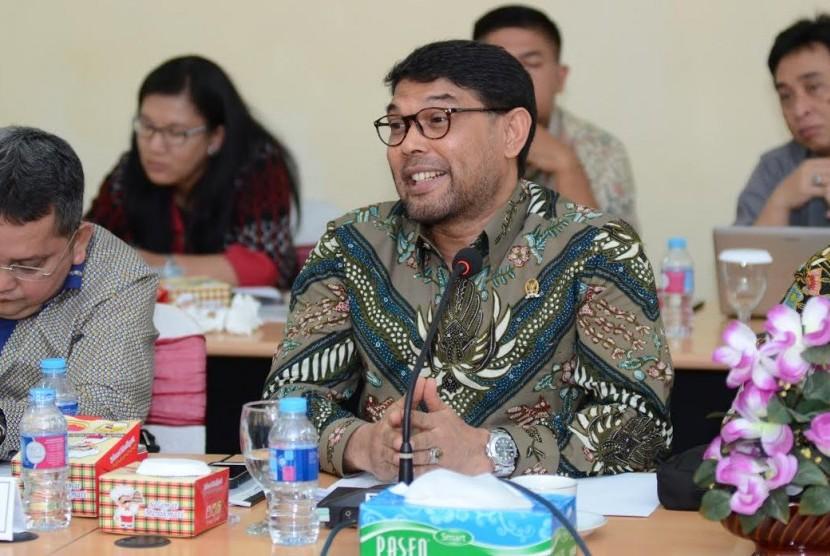 Anggota Komisi III DPR Nasir Djamil