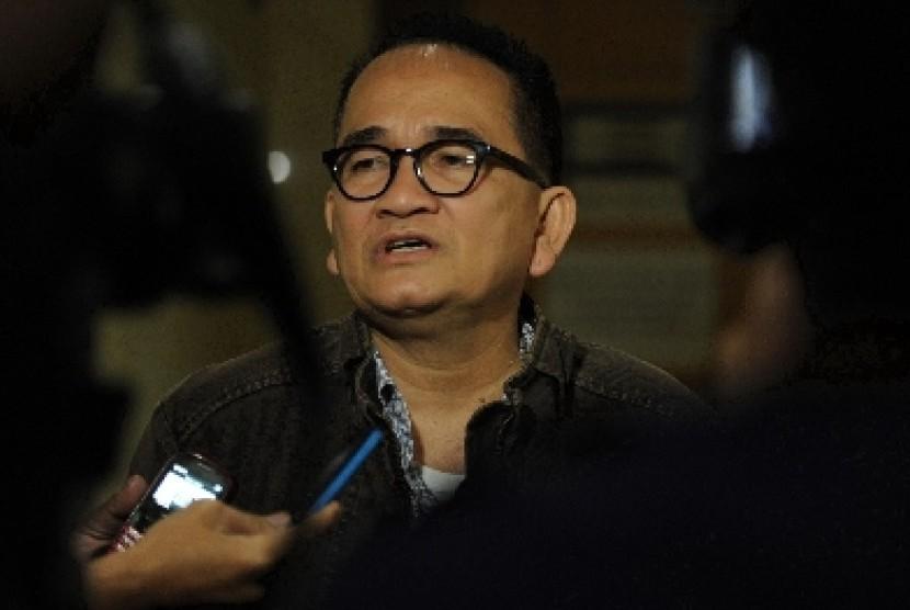 Anggota Komisi III DPR RI Ruhut Sitompul