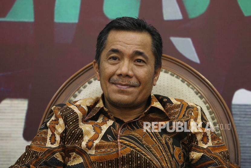 Sarifuddin Sudding dalam sebuah diskusi di Kompleks Parlemen, Senayan, Jakarta. (ilustrasi).