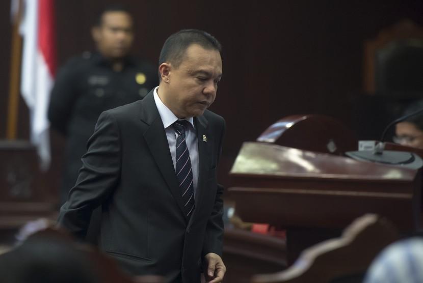 Ketua Mahkamah Kehormatan Dewan (MKD) DPR Sufmi Dasco Ahmad