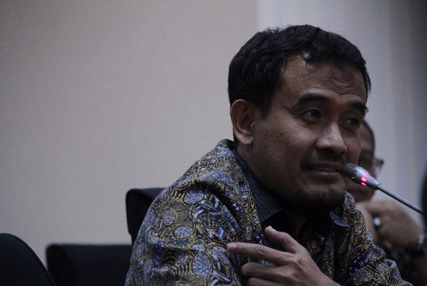 Anggota Komisi IV DPR RI dari Fraksi PKS Rofi Munawar