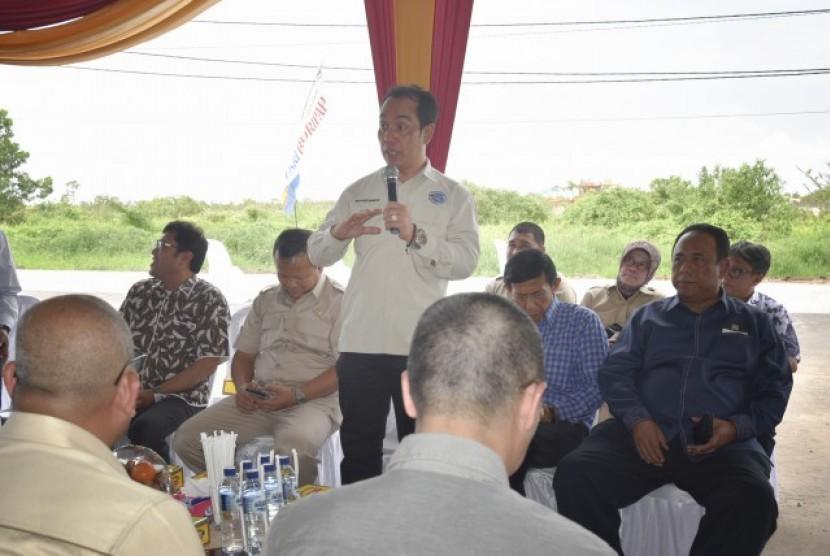 Anggota Komisi IV DPR RI Fauzih H Amro.