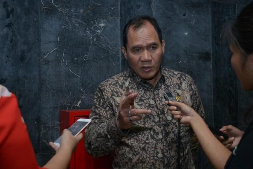 Anggota Komisi V DPR RI Bambang Haryo.