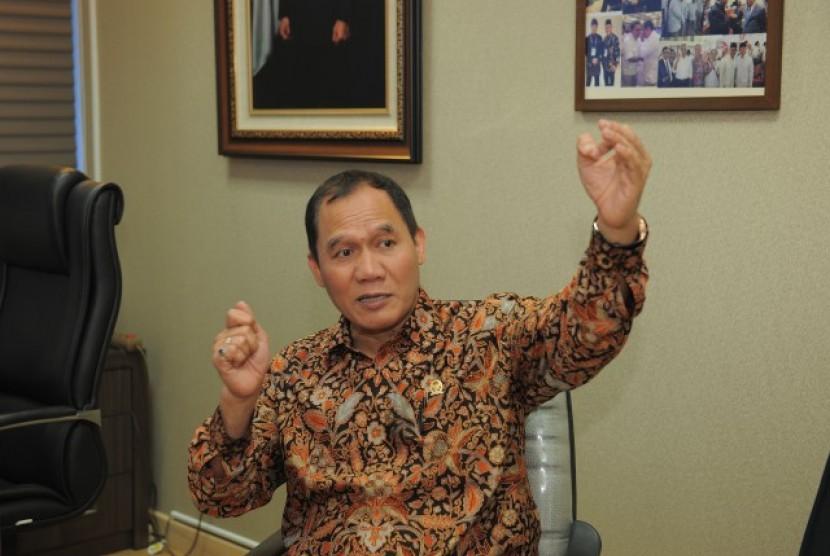 Anggota Komisi V DPR RI Bambang Haryo Soekartono.