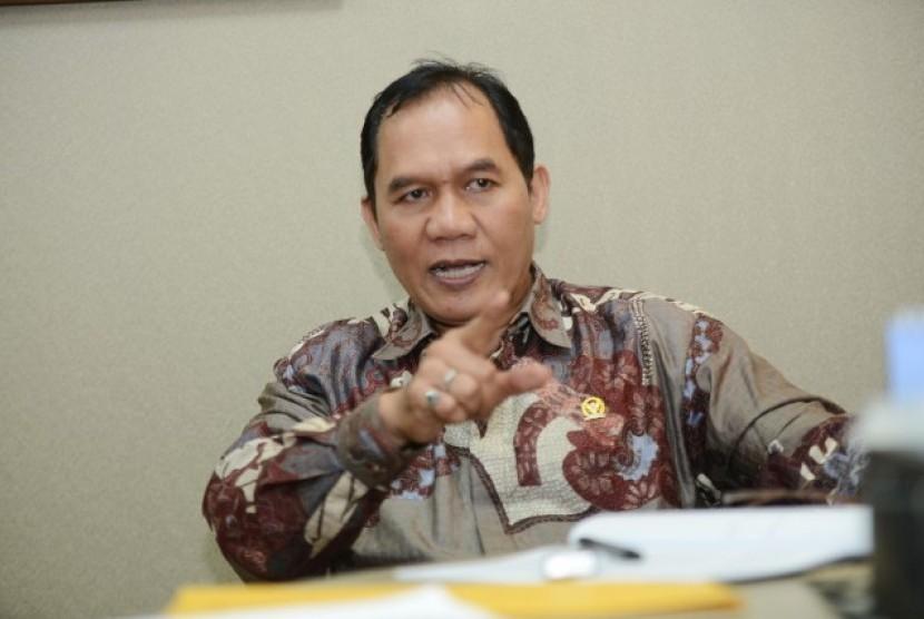 Anggota Komisi VI DPR Bambang Haryo Soekartono
