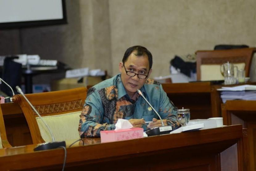 Anggota Komisi VI DPR RI Bambang Haryo Soekartono.