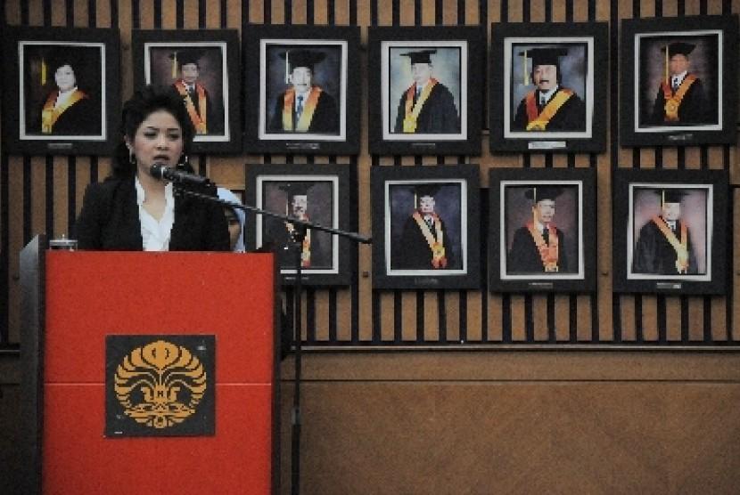Anggota Komisi VII DPR Fraksi PDI Perjuangan Dewi Aryani.(Antara)