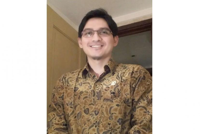 Anggota Komisi VII DPR, Lucky Hakim