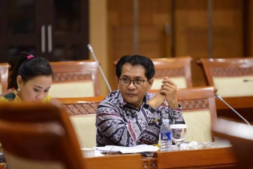 Anggota Komisi VIII DPR dari Fraksi Partai Golkar John Kenedy Azis
