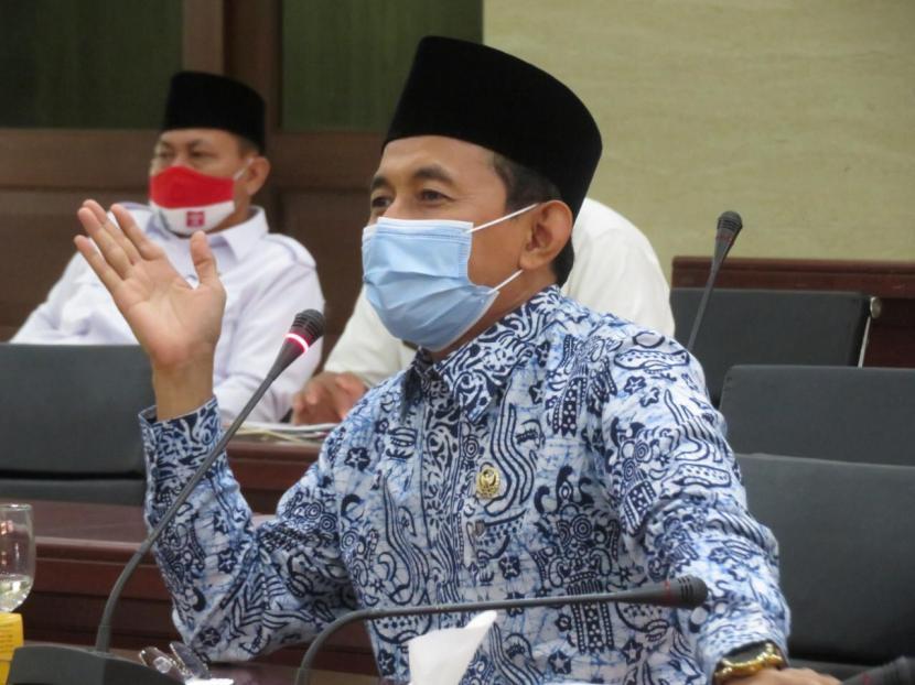 Anggota Komisi VIII DPR dari Fraksi Partai Keadilan Sejahtera Bukhori Yusuf.