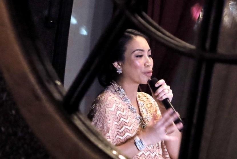 Anggota Komisi VIII DPR Rahayu Saraswati Djojohadikusumo.