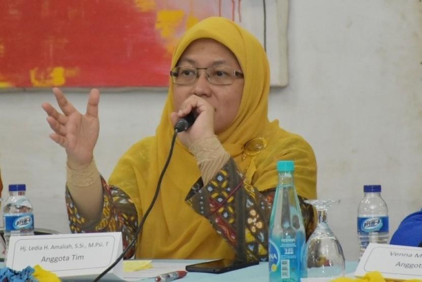 Anggota Komisi X DPR RI, Ledia Hanifa Amaliah.