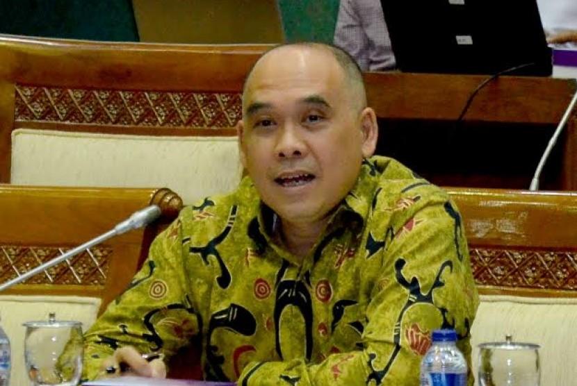 Anggota Komisi XI DPR RI Heri Gunawan menilai BPJS
