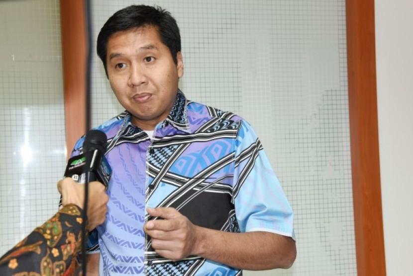 Anggota Komisi XI DPR RI Maruarar Sirait.