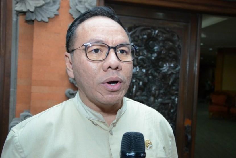Anggota Komisi XI DPR RI Willgo Zainar.