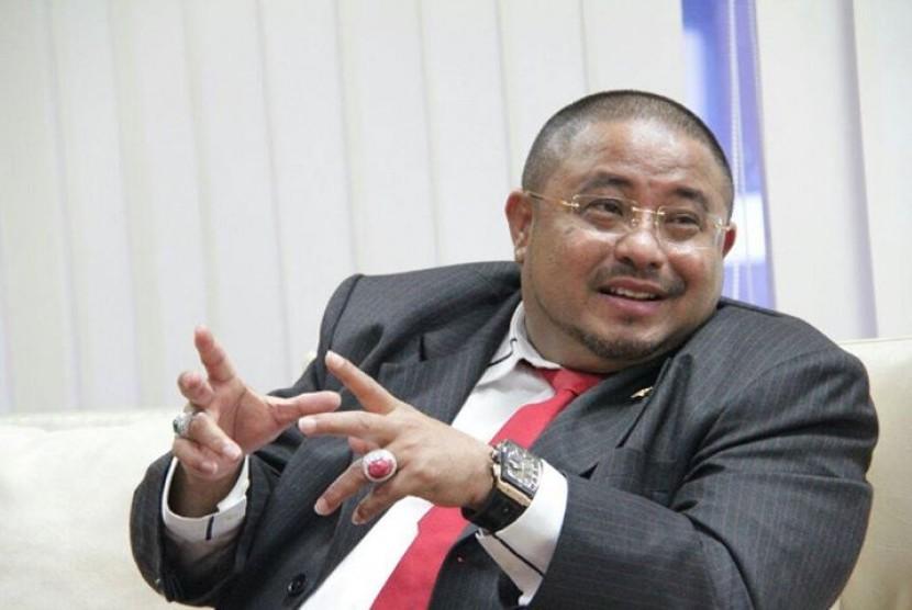 Anggota MPR RI dari Fraksi PKS Aboe Bakar Alhabsyi