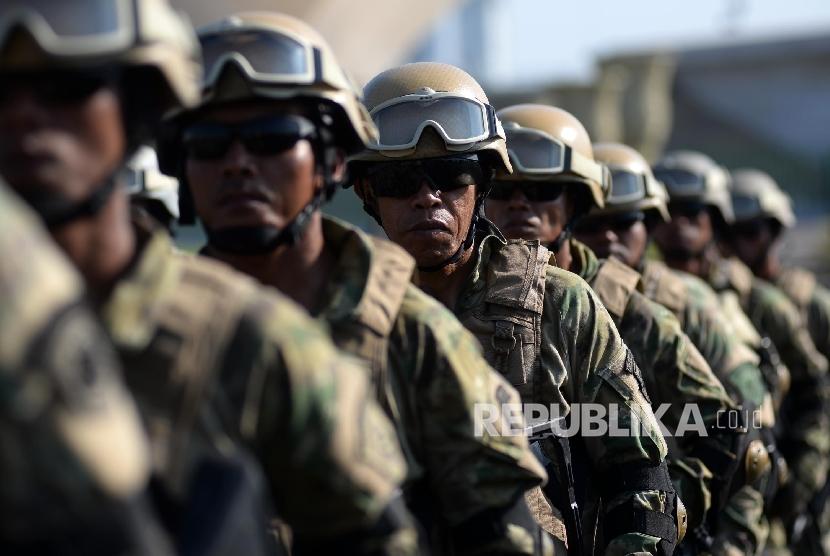 Personel TNI (ilustrasi)