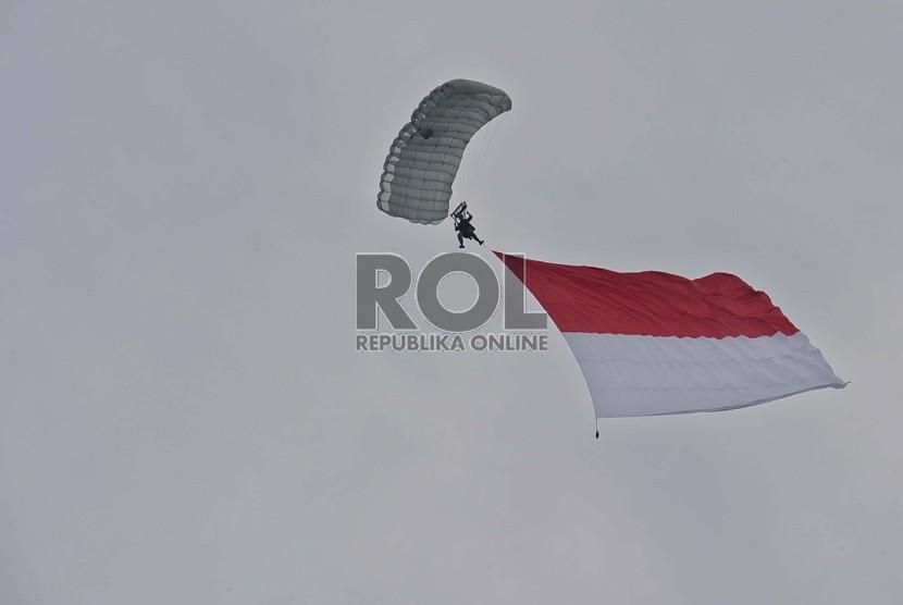 HUT Kemerdekaan Indonesia. (ilustrasi).