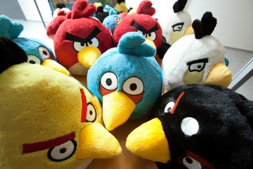 Angry Birds (ilustrasi)