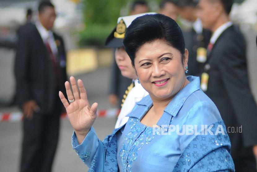 Former First Lady Ani Yudhoyono