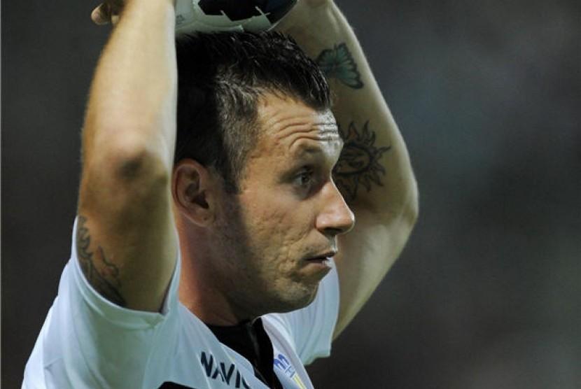 Cassano Yakin Inter Milan Bakal Raih Scudetto 2019/2020