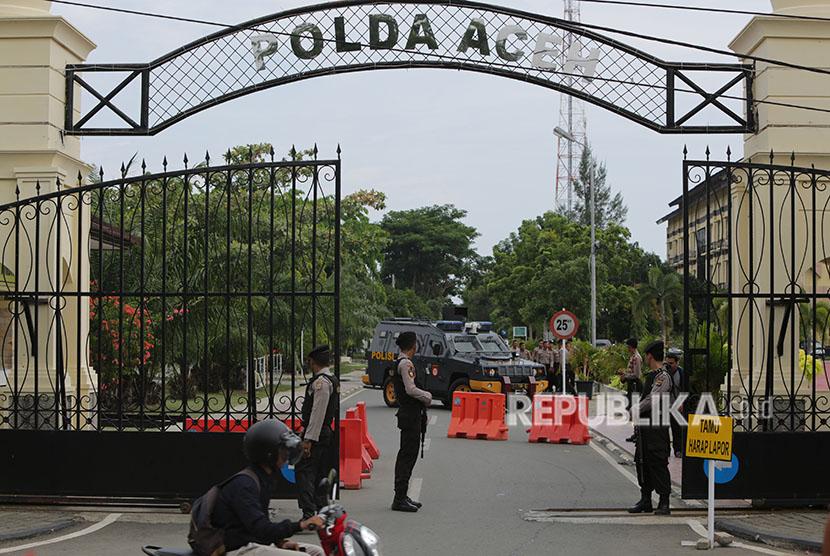 Polda Aceh.