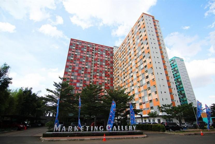 apartemen kelas menengah kini banyak diminati konsumen