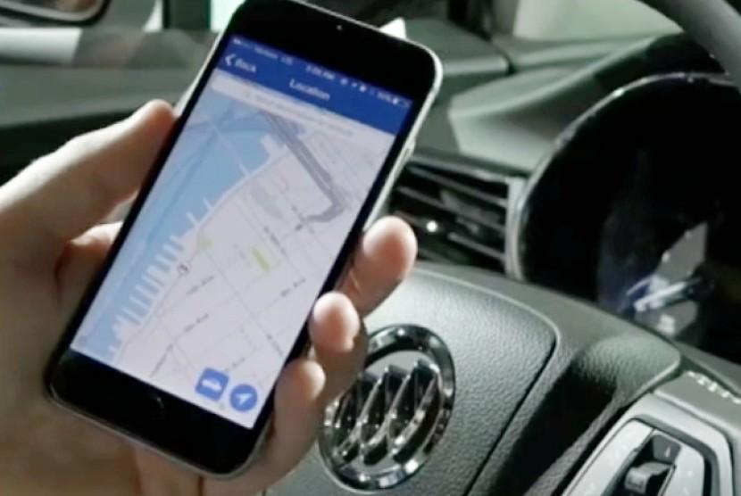 Aplikasi di ponsel pintar
