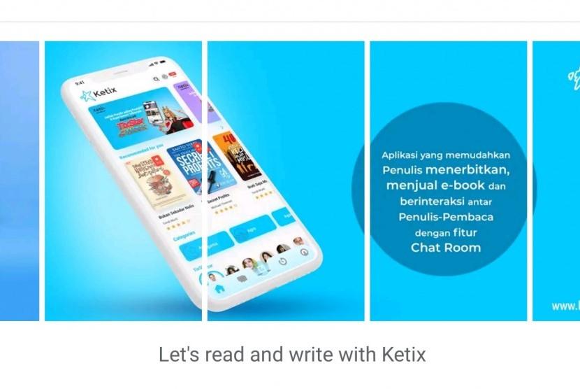 Aplikasi Ketix