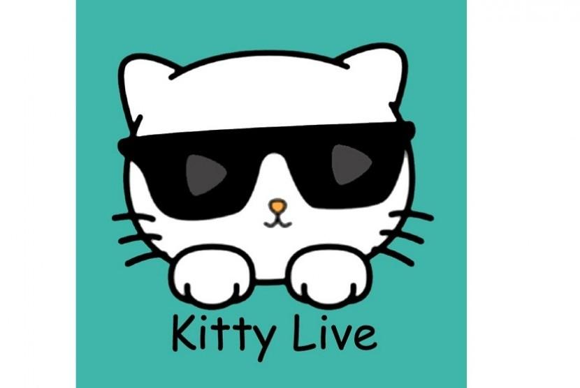Aplikasi live streaming Kitty Live