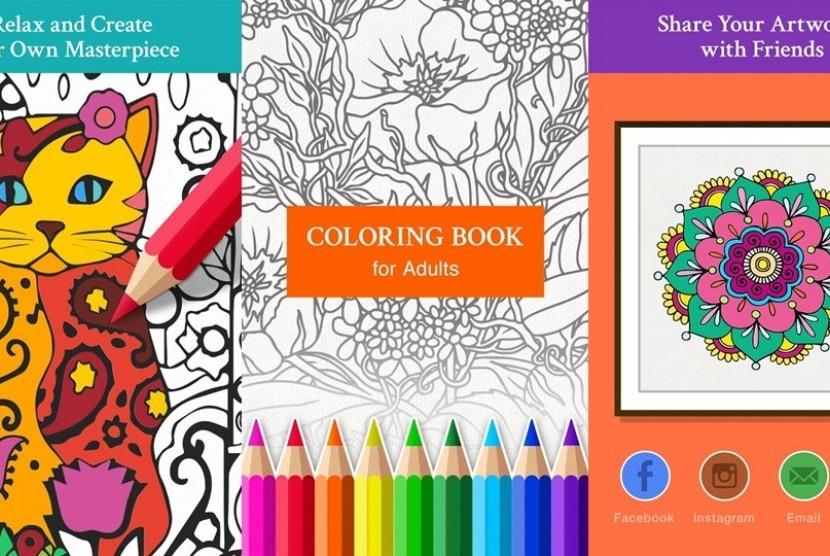 5 Aplikasi Mewarnai Untuk Anak Anak Republika Online