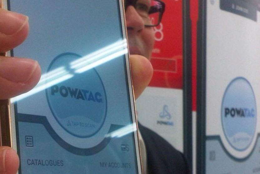 Aplikasi Powatag