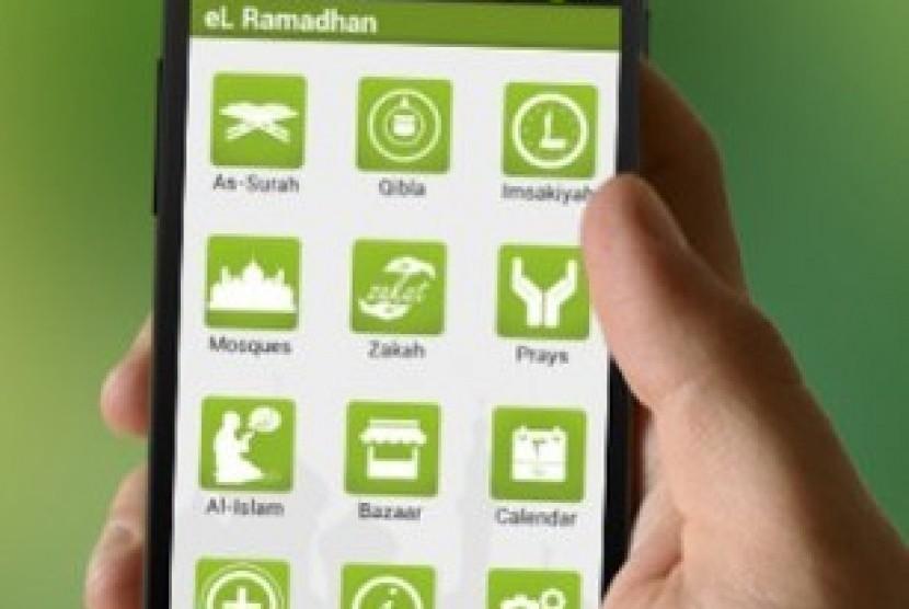 Aplikasi ramadhan android