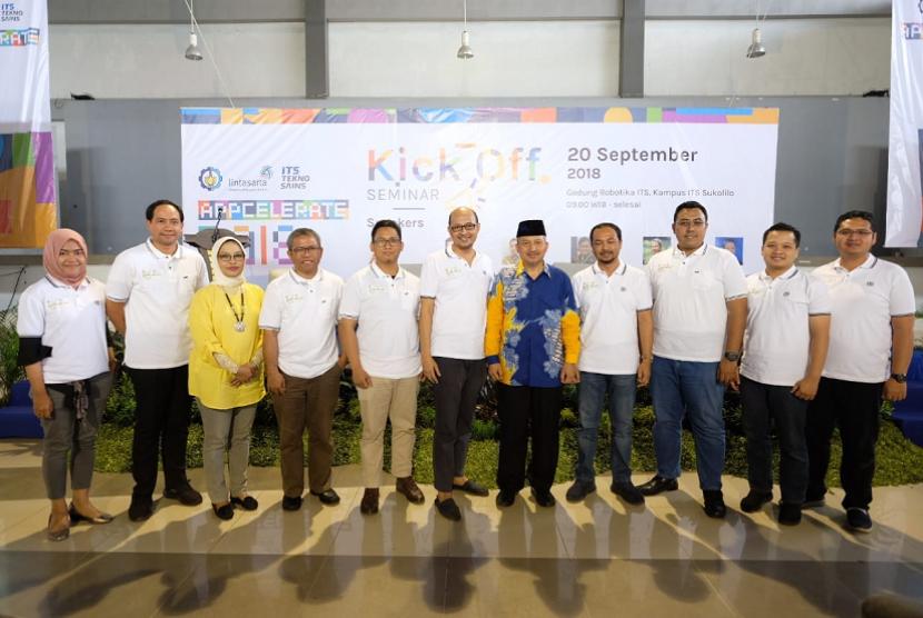 Appcelerate ITS 2018 kerja sama Lintasarta dengan ITS Surabaya.