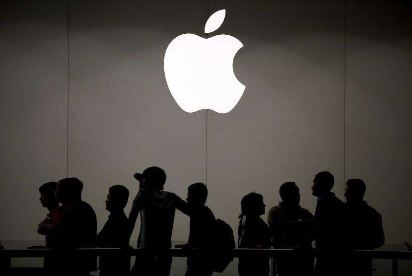 Corona Mereda, Toko Apple Kembali Beroperasi