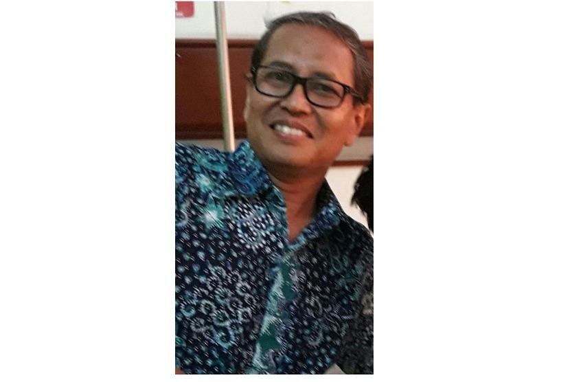 Arif Supriyono, wartawan Republika