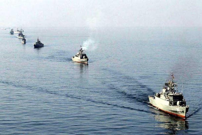 Armada AL Iran