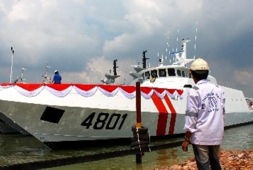 Armada baru Bakorkamla