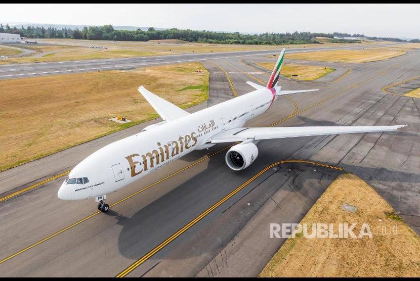 Emirates Rilis Daftar 12 Negara yang Diizinkan Masuk UEA