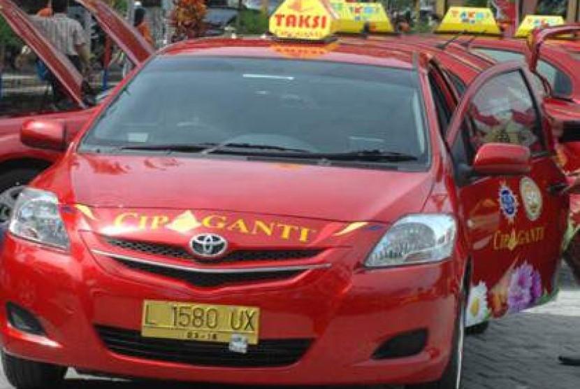 Armada taksi Cipaganti